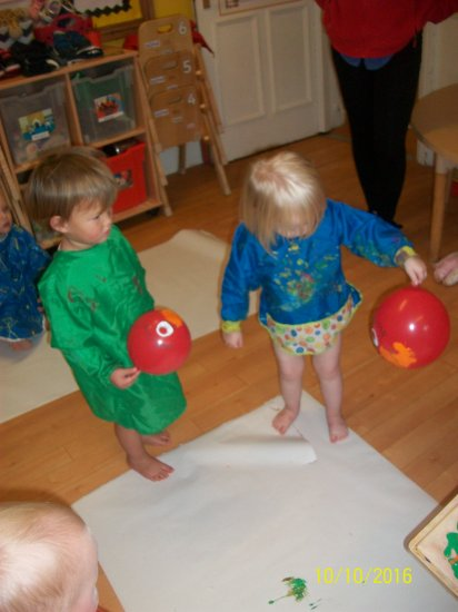 Messy play day Photo-3