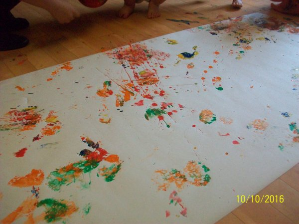 Messy play day Photo-4