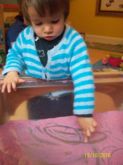 Messy play day Photo-5