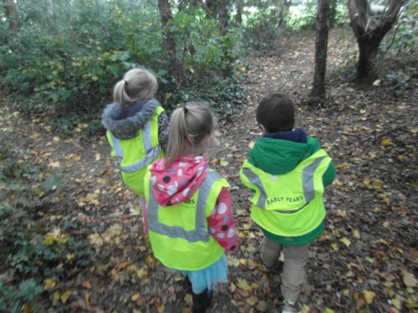A autumn bear hunt with seahorses Photo-5