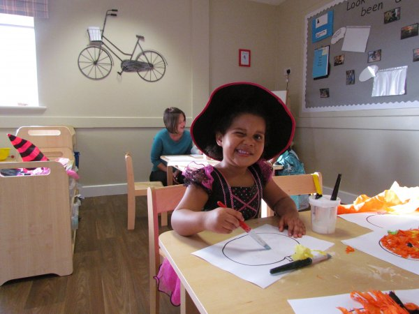 Halloween fun at Busy Bees Photo-3