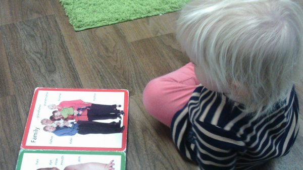Toddlers Love Books Photo-2