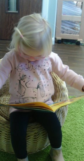 Toddlers Love Books Photo-4