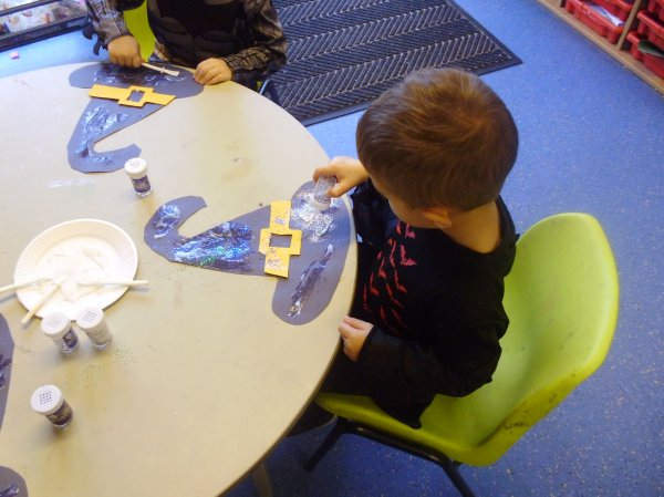 Spooky fun at Nursery today. Photo-3