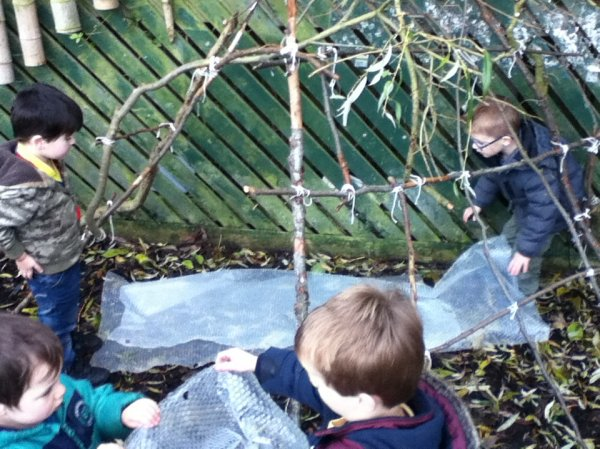 Den Making in Pre-school Photo-3