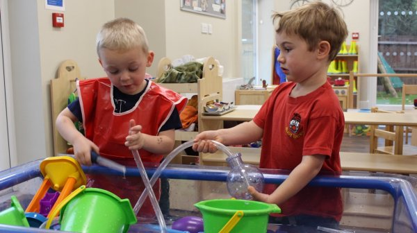 Nurturing Problem Solving with Water and Maths Photo-2