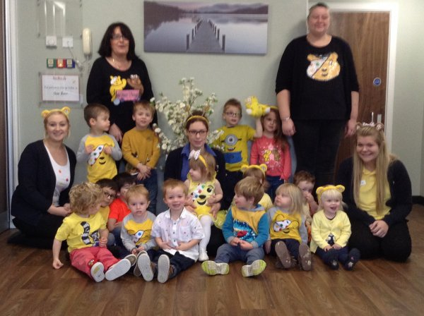 Children in Need Photo-3