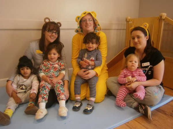 Having fun for Children in Need  Photo-1