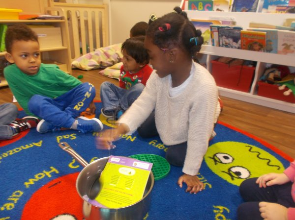 Making Silly Soup helps pre-school learn sounds Photo-1