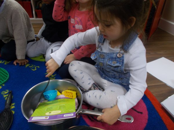 Making Silly Soup helps pre-school learn sounds Photo-2