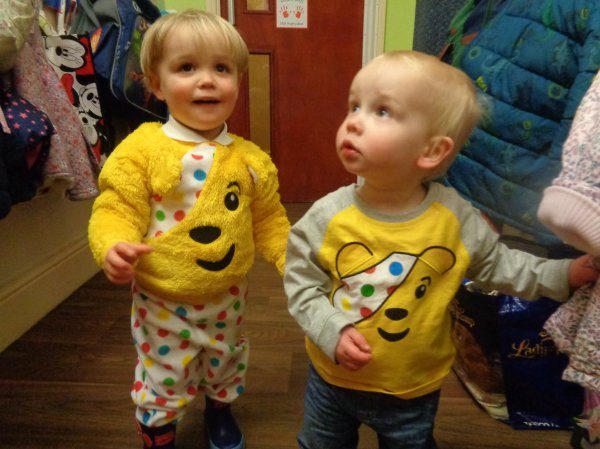 Children In Need Day 2016 Photo-1