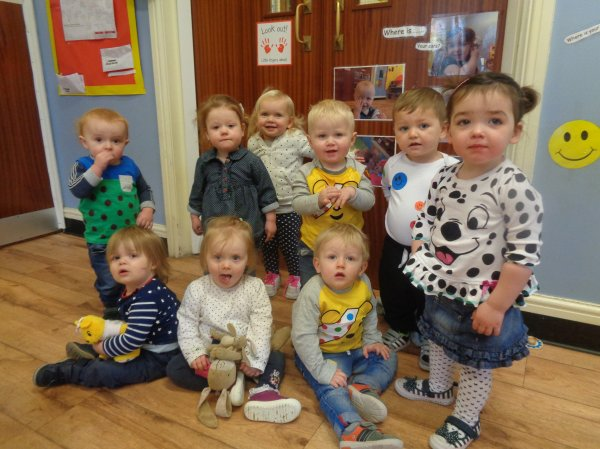 Children In Need Day 2016 Photo-2