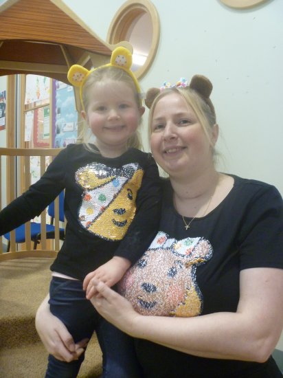 Celebrtaing Children in need at Busy Bees Photo-6