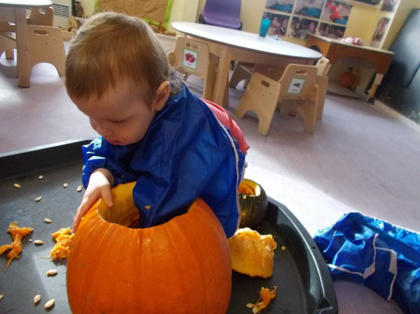 Pumpkin fun Photo-2