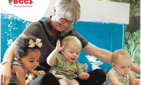 Busy Bees at Wakefield - Baby Group