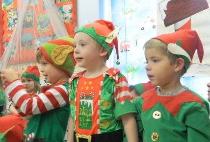 Pre-school Christmas Concert Photo-3