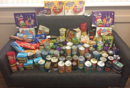 Food Donation to the Trussel Trust  Photo-1