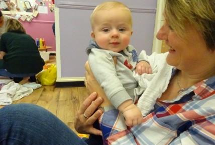 Kids 1st Ingleby Barwick - Baby Group Success!