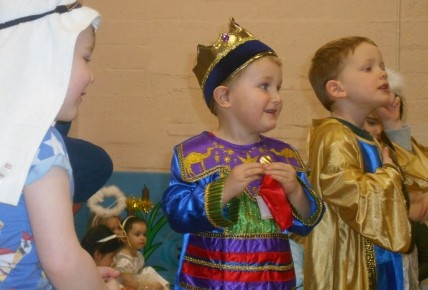 Pre-School Nativity Photo-5