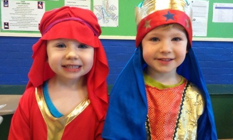 Pre school and Toddlers Christmas Nativity Photo-1