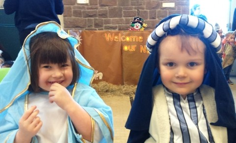 Pre school and Toddlers Christmas Nativity Photo-2