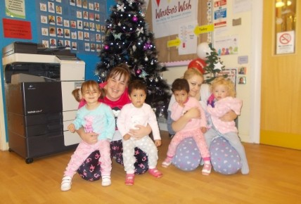 Winstons Wish Week - Pyjama Day! Photo-3