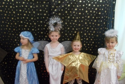 Our First Nativity Photo-2