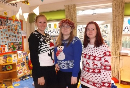 Christmas Jumper Day Photo-2