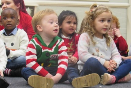 Pre-School Christmas Carol Concert Photo-1