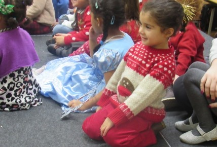 Pre-School Christmas Carol Concert Photo-3