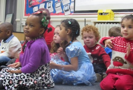 Pre-School Christmas Carol Concert Photo-4
