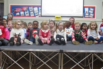 Pre-School Christmas Carol Concert Photo-5