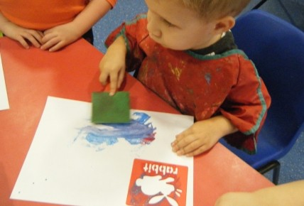 Messy play in pre-school Photo-5