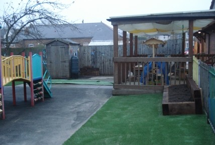New pre-school garden. Photo-4