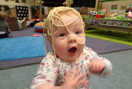 Messy Play! Photo-1