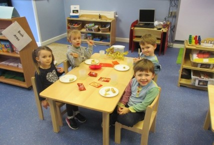 Chinese New Year at Busy Bees at St Matthews! Photo-1