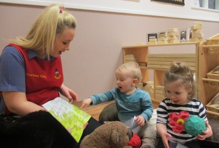 National Storytelling Week at Burntwood nursery! Photo-1