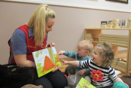 National Storytelling Week at Burntwood nursery! Photo-3