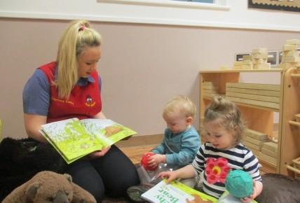 National Storytelling Week at Burntwood nursery! Photo-4