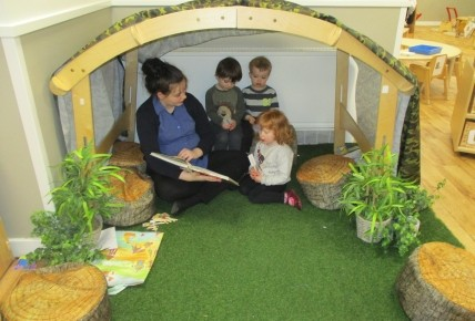 National Storytelling Week at Burntwood nursery! Photo-5