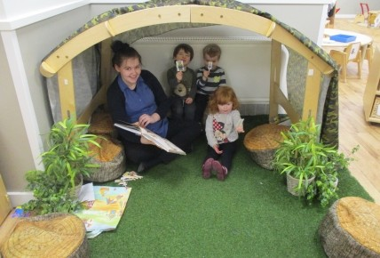 National Storytelling Week at Burntwood nursery! Photo-6
