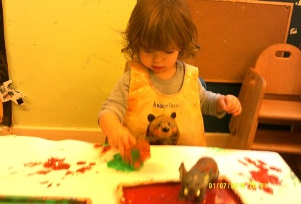 Animal Printing in Tweenies Photo-1
