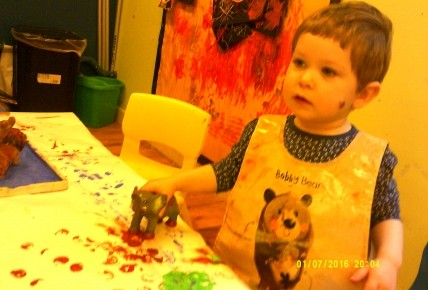 Animal Printing in Tweenies Photo-2