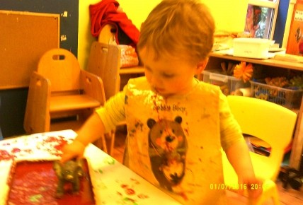 Animal Printing in Tweenies Photo-4