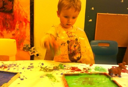 Animal Printing in Tweenies Photo-5