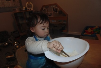 Under 2's cook up a storm Photo-2