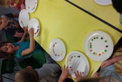 Science Fun using Skittles  Photo-2