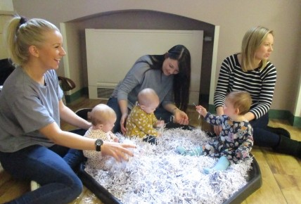 Our Free Baby Group is a big success!! Photo-3