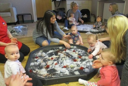 Our Free Baby Group is a big success!! Photo-5