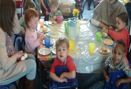 Mothers Day Tea Party!  Photo-1